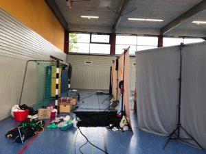 Turnhalle im Rheingau 1 - Backstage